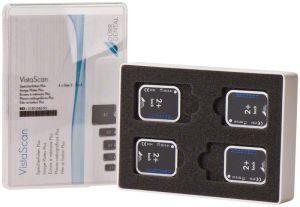 VistaScan Speicherfolien Plus Gr. 2 - 3 x 4cm (4er) (Dürr Dental)