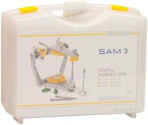 Artikulator SAM® 3 Basic Artikulator für Schraubmontageplatten (SAM)