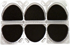 Fripack 2 - groß, oval, 3-teilig  (Kulzer)