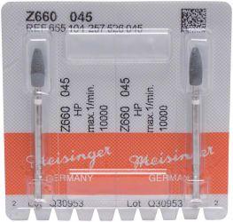 Schleifer für Zirkonoxid grün Z660 045 HP medium (Hager & Meisinger)