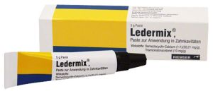 Ledermix® Paste  (Riemser Arzneimittel AG)