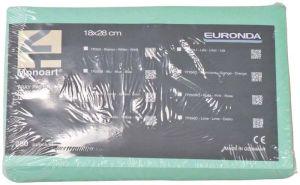 Monoart Traypapier grün 18 x 28cm (Euronda Deutschland)