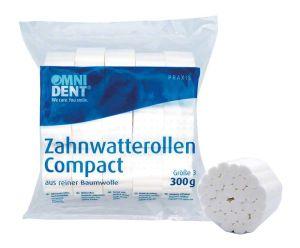 Zahnwatterollen compact Gr. 3 (Omnident)