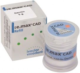 IPS e.max® CAD Crystallization Add-on Dentin (Ivoclar Vivadent)